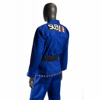 Photo2: SUB APPAREL Jiu Jitsu Gis PRO Blue