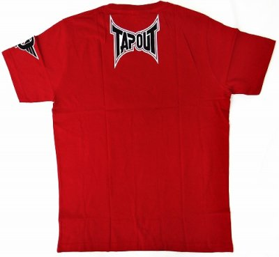 Photo3: TAPOUT Tshirts Respect UP Red