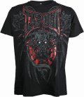 TAPOUT Tshirts Bright Eyes Black