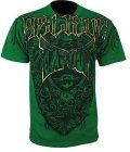 TAPOUT Tshirts Agent Shield Green