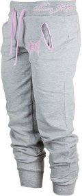 TAPOUT Ladies Sweat Pants Fierce Grey