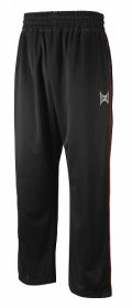TAPOUT track pants black