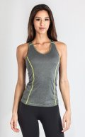Grips Ladies Tank Top Gray