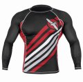 Hayabusa Rashguard Elevate Long Sleeve Black