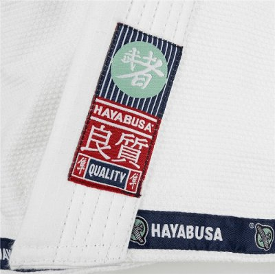 Photo4: Hayabusa Jiu Jitsu Gis Shinju Female White