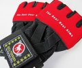 BULLTERRIER Glove wrap Black/Red