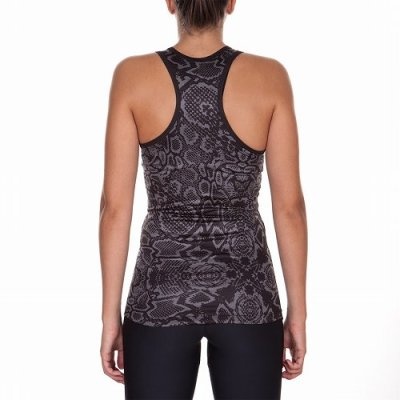 Photo3: VENUM Lady's Tank Top Fusion Black