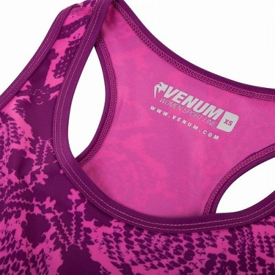 Photo5: VENUM Lady's Top Fusion Pink