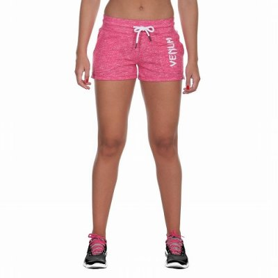 Photo1: VENUM CLASSIC SHORTS - Pink - FOR WOMEN