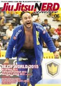 "100% Jiu-only magazine ""Jiu Jitsu NERD"" vol.6"