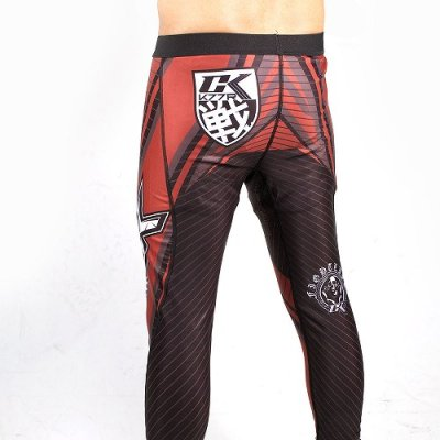 Photo3: Contract Killer Imperial Spats Black/Red
