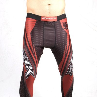 Photo2: Contract Killer Imperial Spats Black/Red