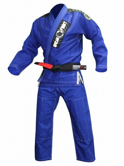 Photo4: Break Point Jiu Jitsu Flash 2.0 Gi Blue