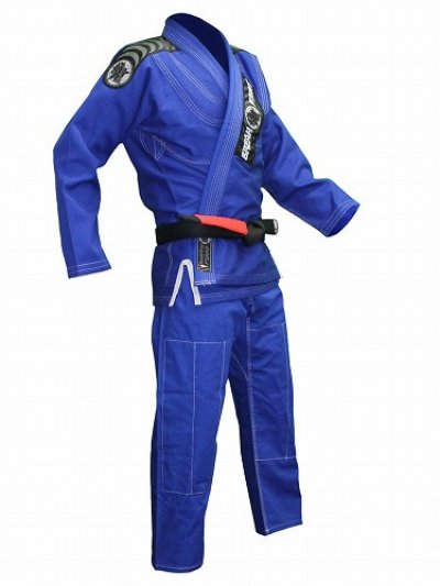 Photo3: Break Point Jiu Jitsu Flash 2.0 Gi Blue
