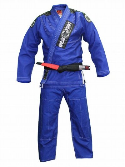 Photo1: Break Point Jiu Jitsu Flash 2.0 Gi Blue