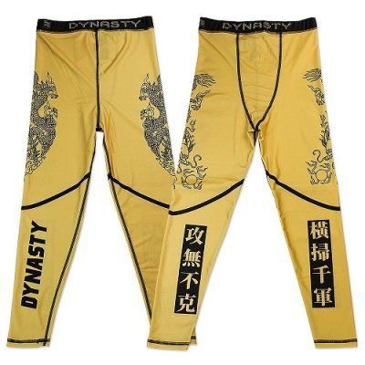 Photo4: DYNASTY LongSpats The Enforcer Chinese Triad