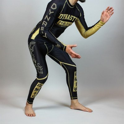 Photo1: DYNASTY LongSpats The Enforcer Chinese Triad