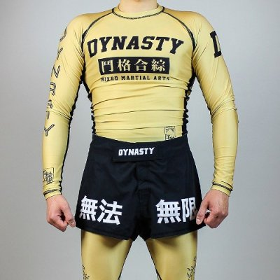 Photo3: DYNASTY LongSpats The Enforcer Chinese Triad
