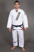 BLACK BALL Jiu Jitsu Gi Loyalty White