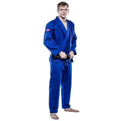 Photo1: DO OR DIE jiu Jitsu Gi  Icon Blue
