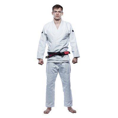 Photo1: DO OR DIE jiu Jitsu Gi  Icon White