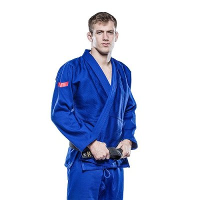 Photo2: DO OR DIE jiu Jitsu Gi  Icon Blue