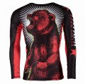 Tatami Rashguard Long Sleeve CALIFORNIAN GRAPPLER  Black