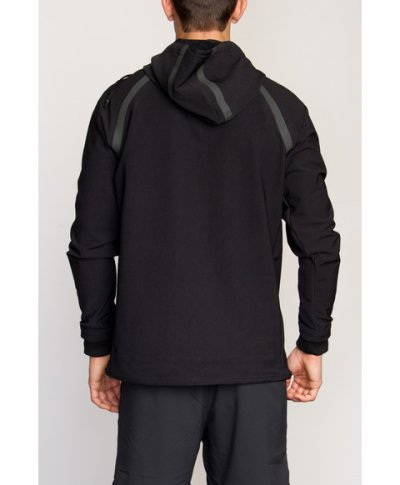 Photo3: RVCA GRAPPLER2 JACKET Black