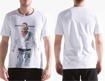 Photo1: Grips T- Shirts BATTLE CRY White