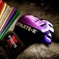 Athlete X MMA glove METALIC Purple