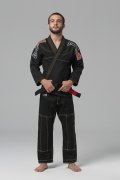 STORM STRONG Jiu-Jitsu Gi Limited Black
