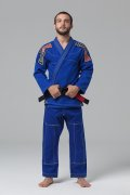 STORM STRONG Jiu-Jitsu Gi Limited Blue