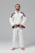 STORM STRONG Jiu-Jitsu Gi Limited White
