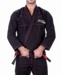 STORM STRONG Jiu Jitsu Gi RED LINE Black