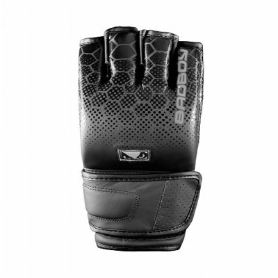 Photo2: BAD BOY MMA Gloves LEGACY 2.0 Black