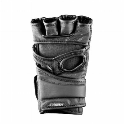 Photo3: BAD BOY MMA Gloves LEGACY 2.0 Black