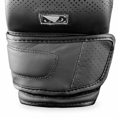 Photo4: BAD BOY MMA Gloves LEGACY 2.0 Black