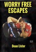 DVD Worry Free Escapes by Dean Lister 4 disc set