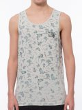 RVCA Tank Top DMOTE ALLOWER Oatmeal
