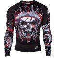 VENUM Rashguard PIRATE 3.0 Long Sleeve Black