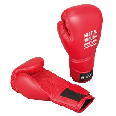 Photo3: Martial World Professional Workout Gloves