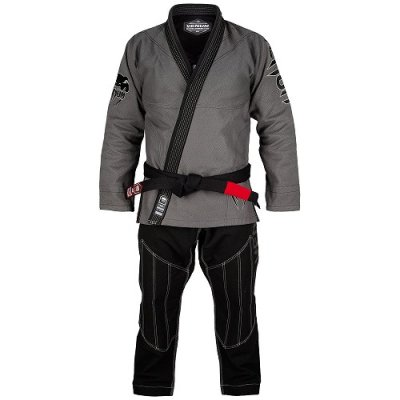 Photo1: VENUM Jiu Jitsu Gi ABSOLUTE GLADIATOR Gray/Black