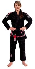 Fuji Sports Jiu-jits Gi SEKAI WOMEN`S Black/Pink