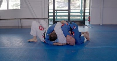 Photo2: DVD 12 Must Know Side Control Escapes by Brent Littell