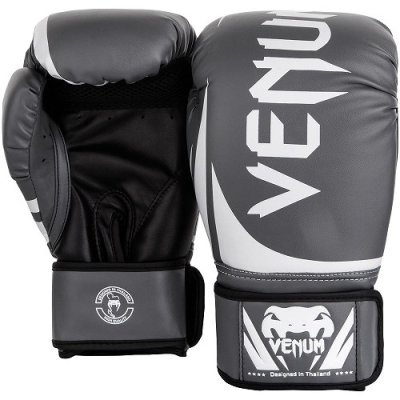 Photo2: VENUM Boxing Gloves Challenger2.0 Gray/White