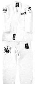 VITAL Jiu Jitsu Gi BATCH #007 VALOR&LOYALTY White