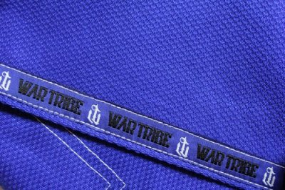 Photo2: WAR TRIBE Jiu-Jitsu Gi LEGACY Blue