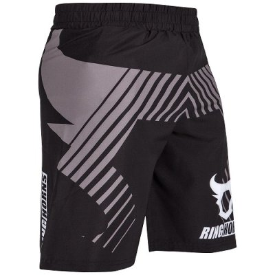 Photo2: RINGHORNS Training Shorts CHARGER Black