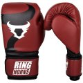 RINGHORNS Boxing Glove CHARGER Red