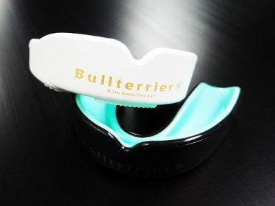 Photo1: BULL TERRIER BIT FIT Mouth Guard